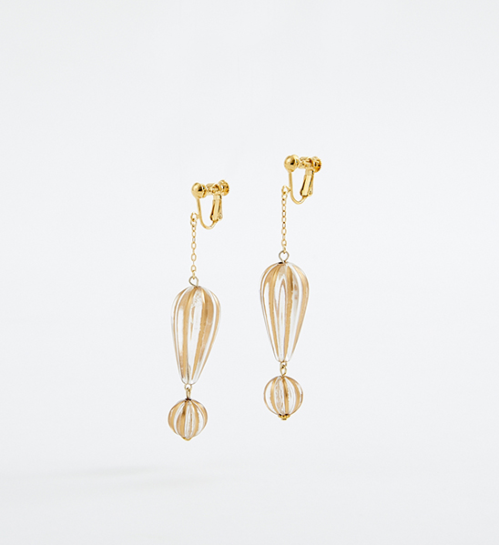 Golden Surprise Earrings
